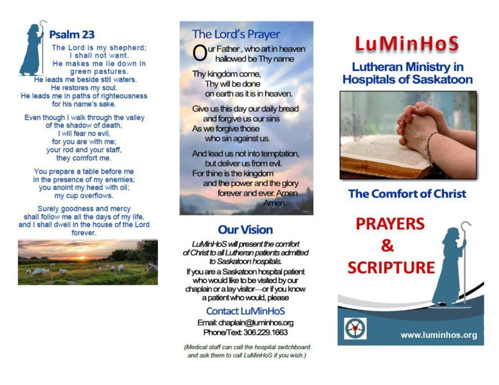 LuMinHoS Brochure