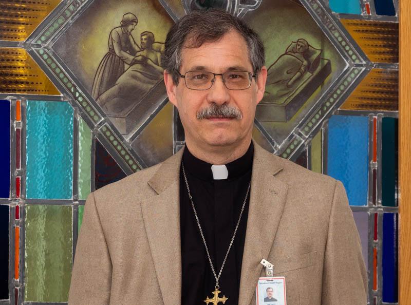 Interim Chaplain LuMinHoS